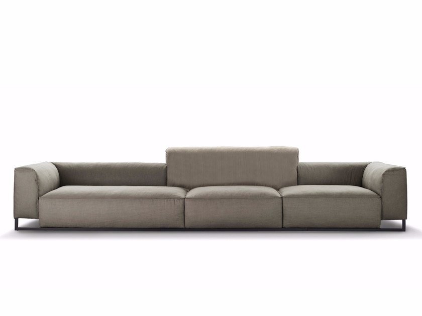 Fabric sofa INKAS | Sofa - Arketipo