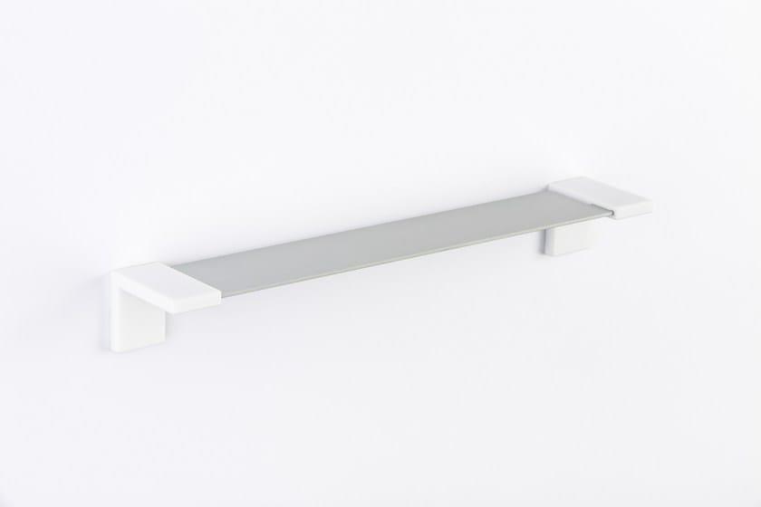 Stainless steel bathroom wall shelf INLINEA | Bathroom wall shelf - Geelli by C.S.