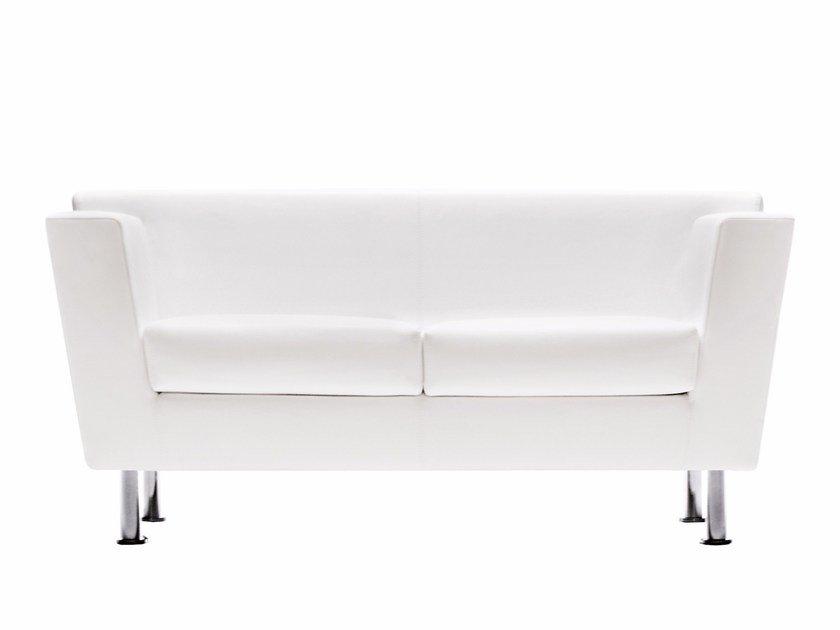 Upholstered 2 seater sofa INOUT | 2 seater sofa by Luxy