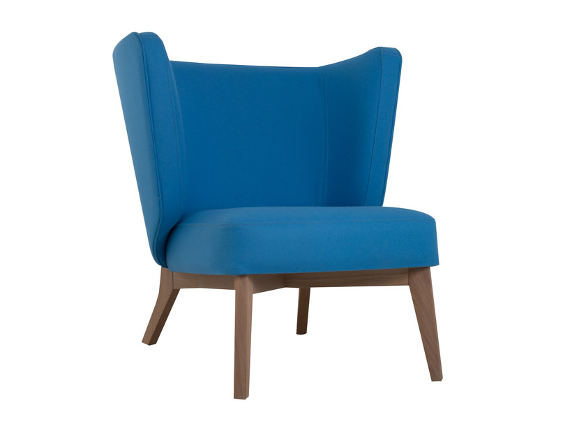 Upholstered fabric armchair INSIDE MEDIUM 1522 - PERROUIN SIEGES