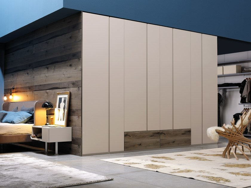Sectional wardrobe ALA INTEGRA by Silenia