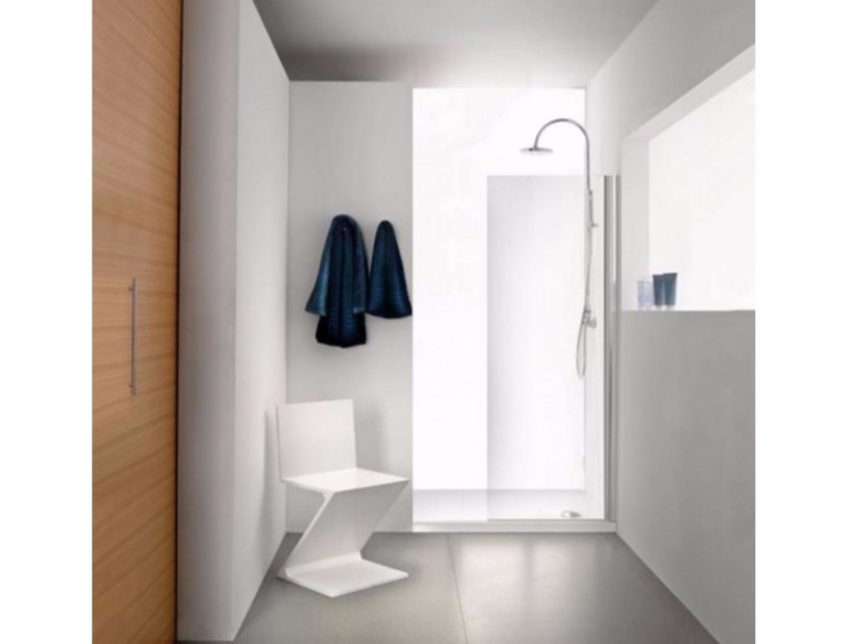 Glass shower wall panel INTER 1 by Systempool
