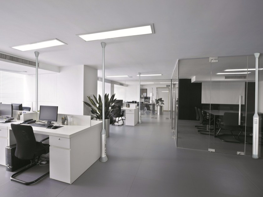 Building automation system INTERLINK OFFICE by BTICINO