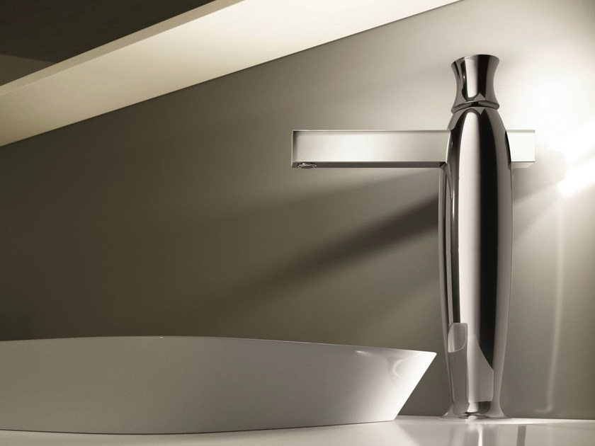 Miscelatore per lavabo da piano intersezione miscelatore - Rubinetteria bagno gattoni ...
