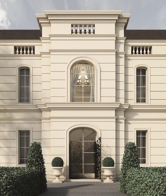 Exterior finish INTONACHINO MINERALE - Colorificio San Marco