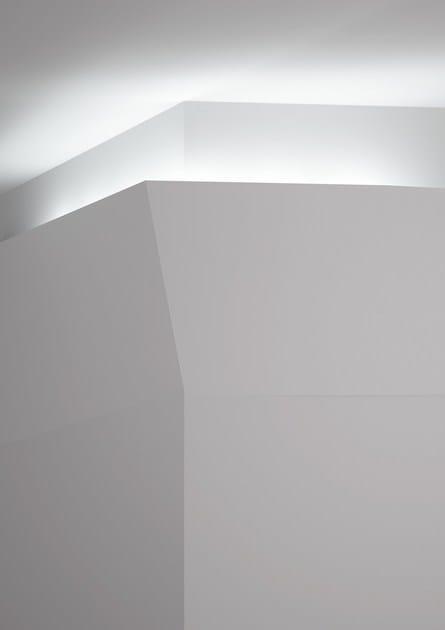 Lampada da parete lampada da soffitto invisibile by - Fontana arte corsico ...