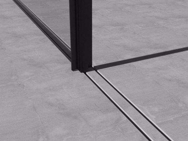 Invisible rail for windows INVISIBLE RAIL - OTIIMA
