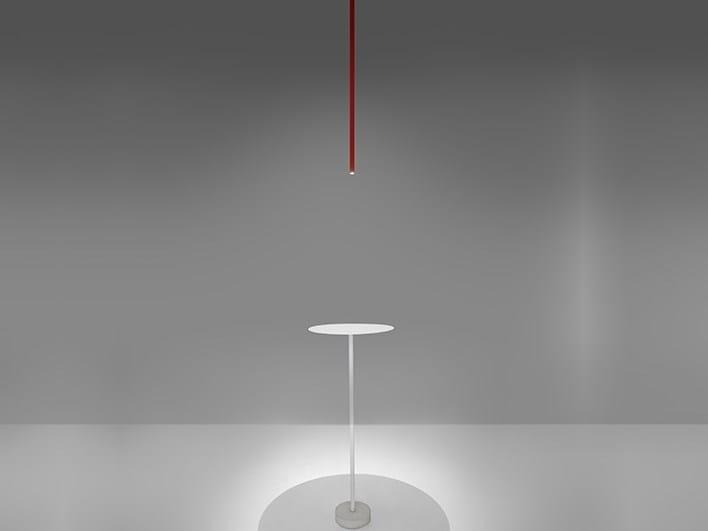 Faretto in alluminio a soffitto IOSIF - Artemide Italia