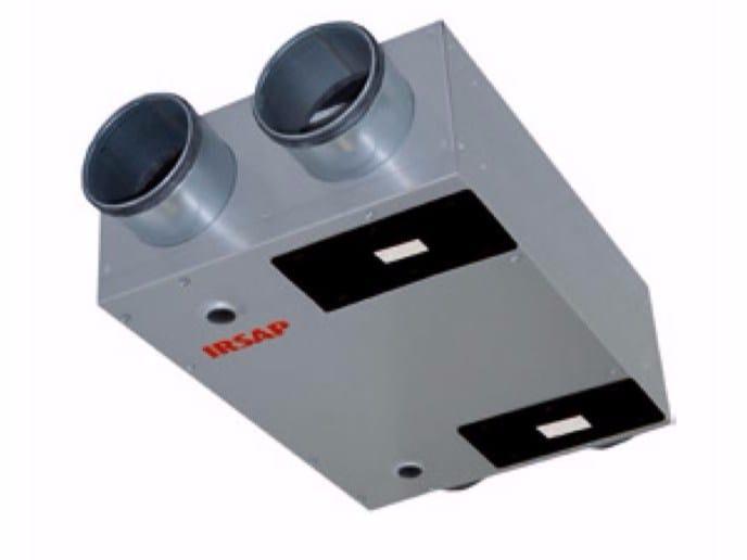 Mechanical forced ventilation system IRSAIR PAS 100 HOR - IRSAP