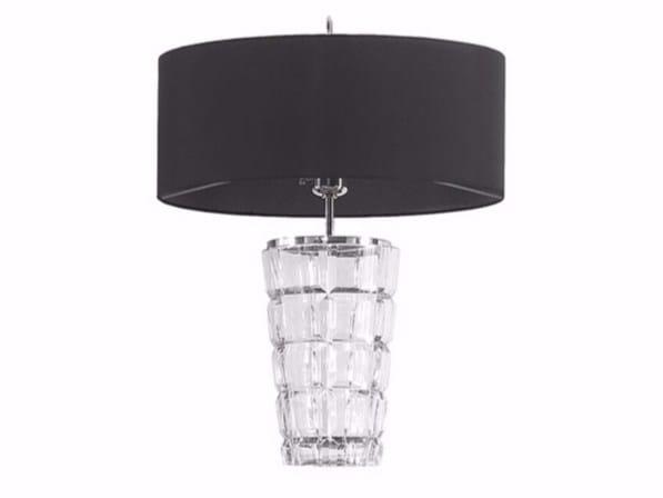 Lampada da tavolo in ottone ISABEL - Gianfranco Ferré Home