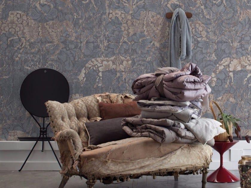 Motif panoramic wallpaper ISHTAR - Inkiostro Bianco