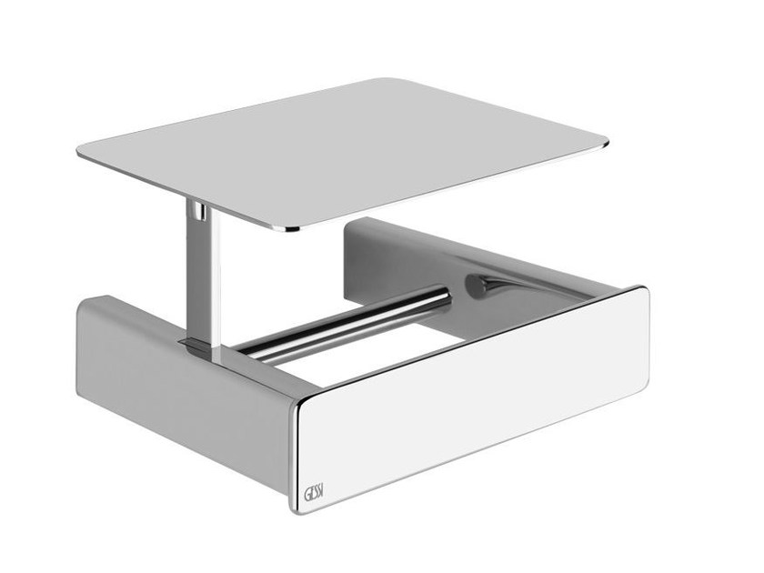 Toilet roll holder ISPA ACCESSORIES 41649 by Gessi