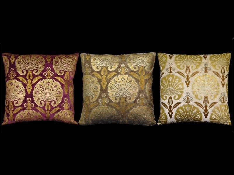 Square velvet cushion ISTANBUL | Square cushion - Venetia Studium