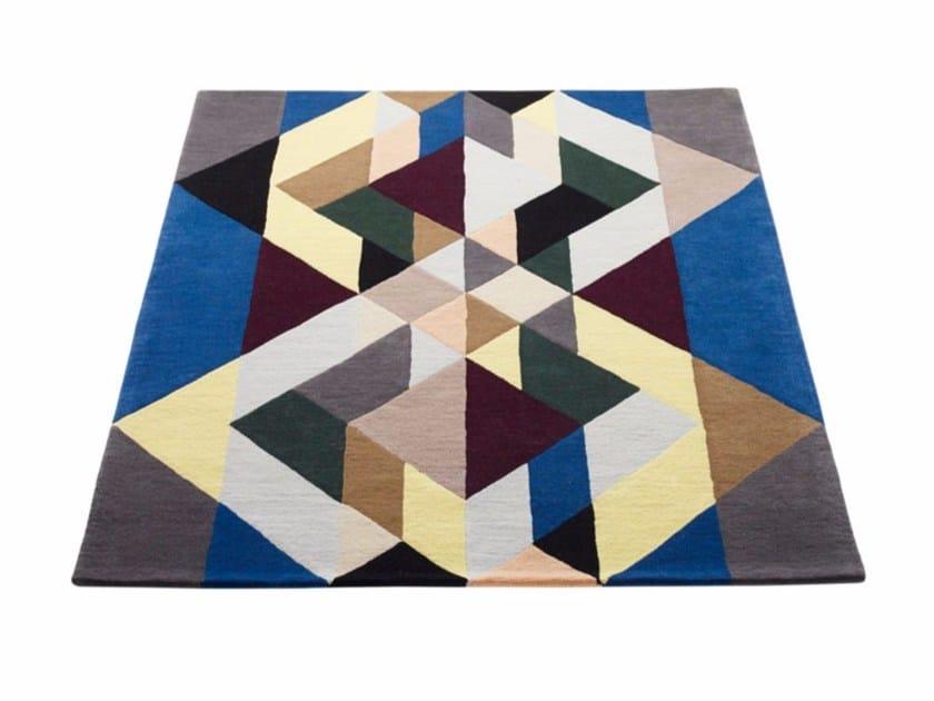 Handmade wool rug IVAN - Massimo Copenhagen