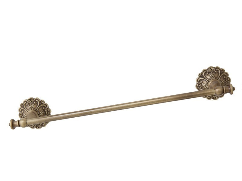 Towel rail IVY | single rod by GENTRY HOME
