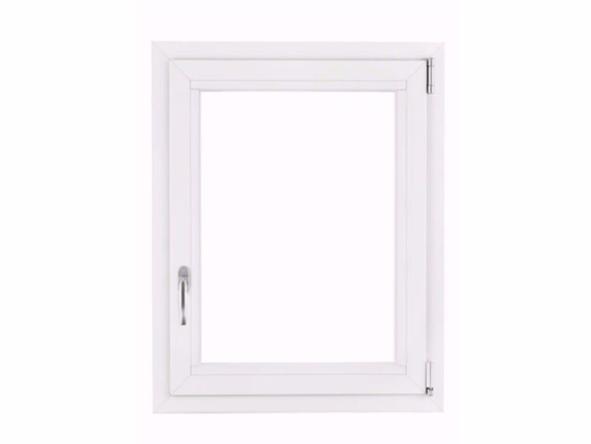 Aluminium top-hung window IWL - FOSSATI PVC