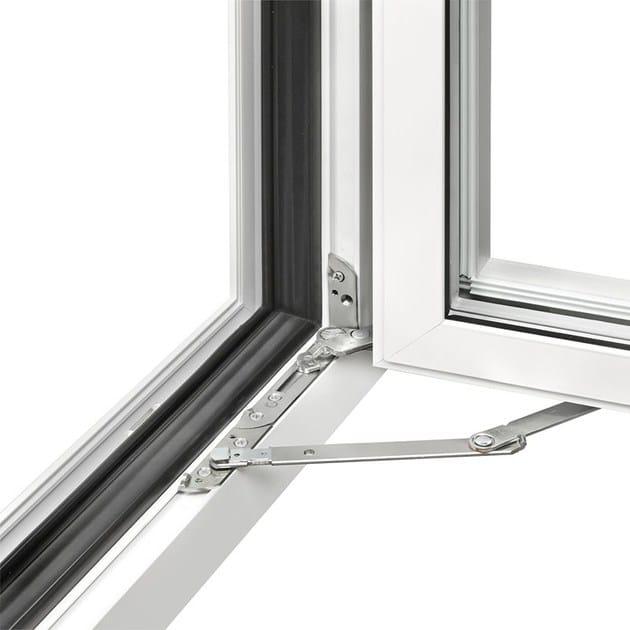 Finestra ad anta ribalta con doppio vetro in alluminio iwl plus fossati pvc - Finestre pvc forum ...