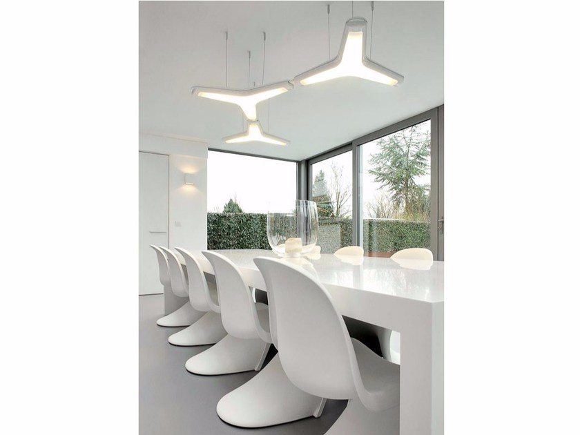 LED pendant lamp IZAR - Modular Lighting Instruments