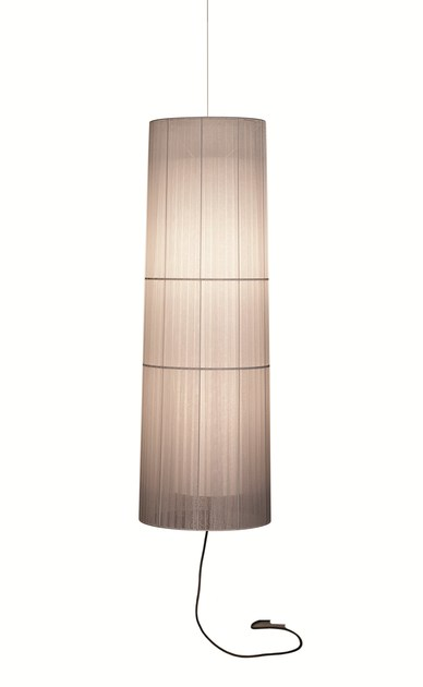 Contemporary style pendant lamp INDIANA C XL by luxcambra