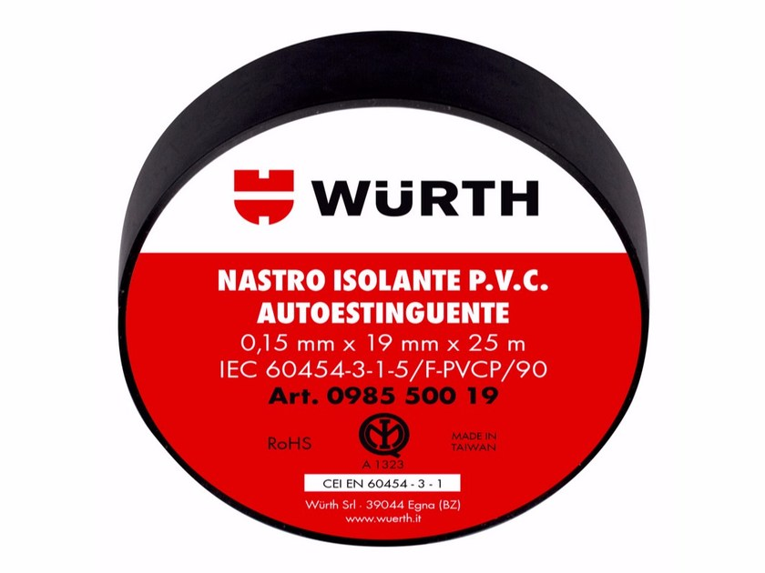 Fixing tape and adhesive Insulating tape - Würth