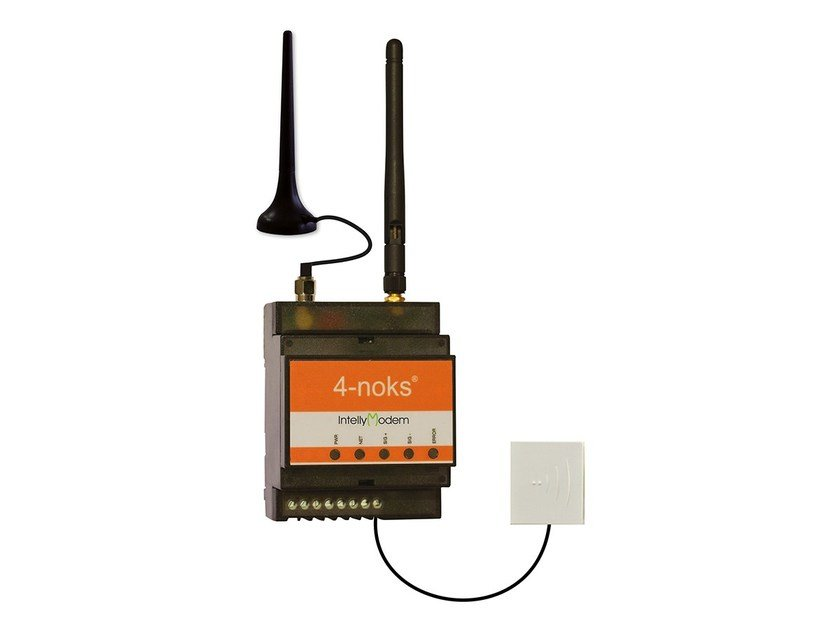 Monitoring system for photovoltaic system via GPRS 4-noks IntellyModem by ASTREL GROUP