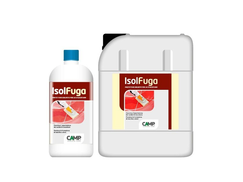 Flooring protection IsolFuga by CAMP