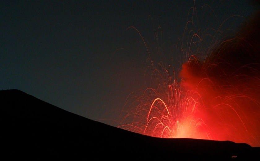 Photographic print Italy-Volcano #11 - Kromìa