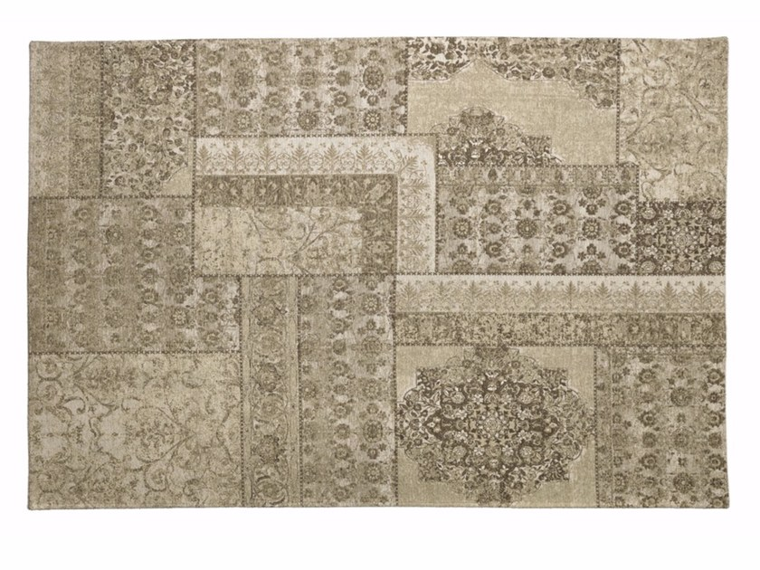 Rectangular rug with geometric shapes JAIPUR by Cattelan Italia