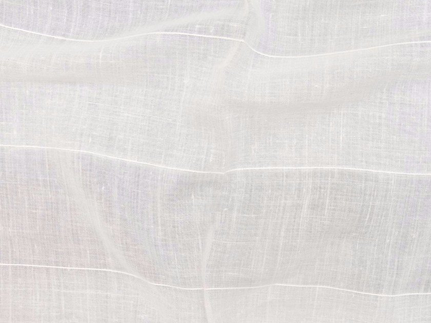 Solid-color polyester fabric for curtains JAIPUR - Gancedo