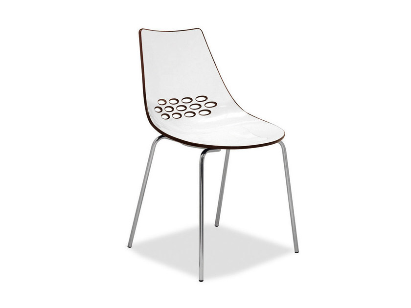 Technopolymer chair JAM | Chair - Calligaris