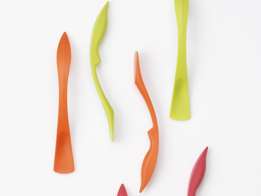 Synthetic material spoon JAM TORI by plus-d