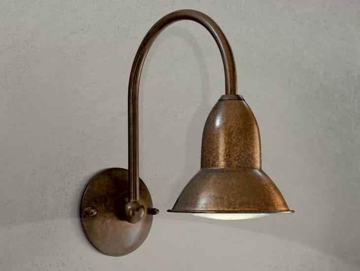 Metal wall lamp JASMINE | Wall lamp - Aldo Bernardi