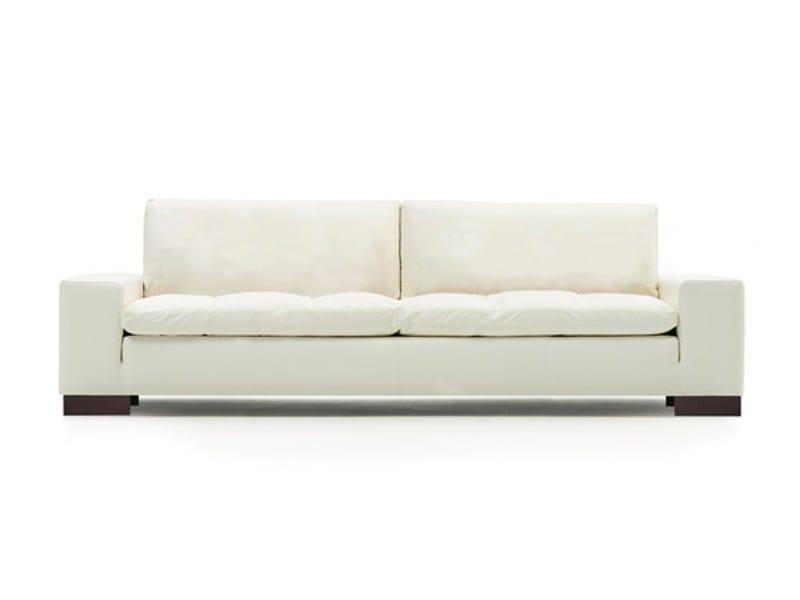 Leather sofa JAZZ | Leather sofa - SANCAL