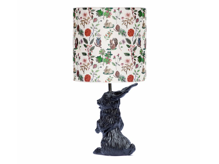 Indirect light table lamp JEANNOT LAPIN - Moustache