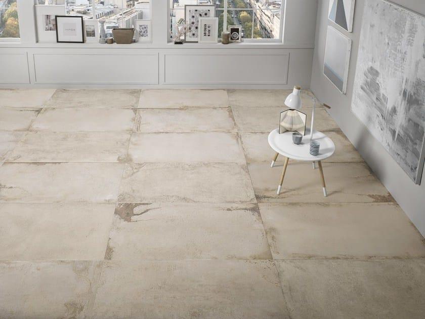 Pavimento in gres porcellanato effetto pietra lascaux for Pavimento gres effetto pietra