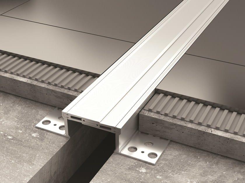 Aluminium Flooring joint JOINTEC GAL - PROFILITEC