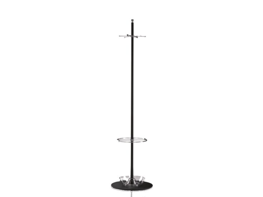 Chrome plated steel coat stand JOKER 603 - TALIN