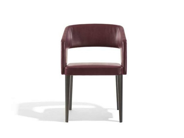 Upholstered easy chair JOLLY | Easy chair - Potocco