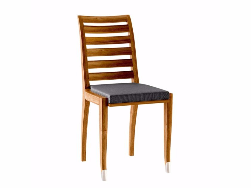 Teak garden chair JONQUILLE | Garden chair - ASTELLO