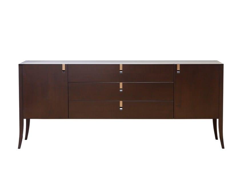Classic style wooden sideboard JUBILEE | Sideboard by SELVA