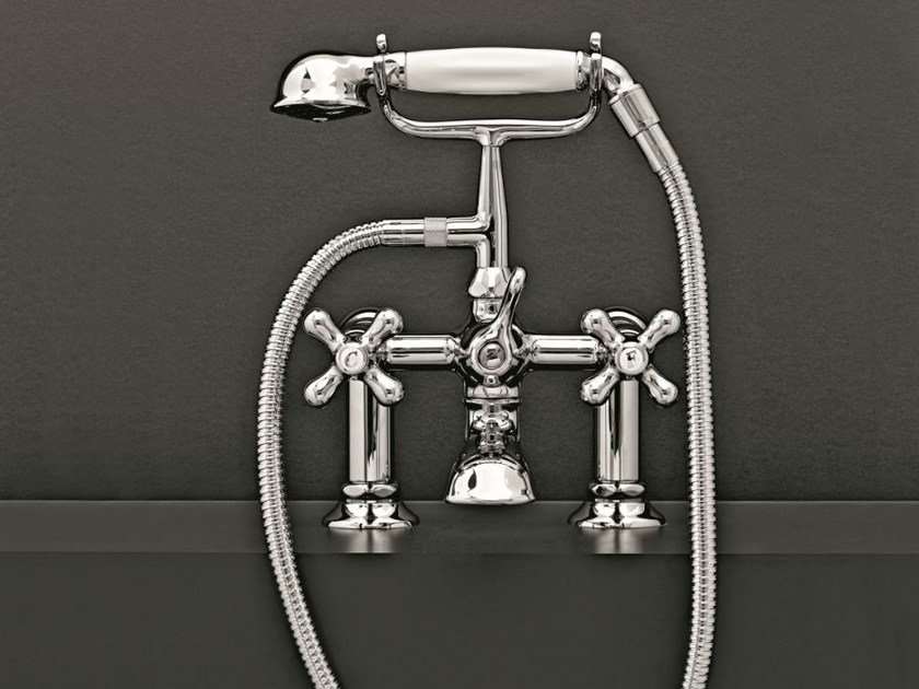 Bathtub tap with hand shower JULIA | Bathtub tap - Signorini Rubinetterie