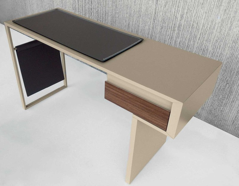 Rectangular wooden office desk JAK scrittoio - ITALY DREAM DESIGN - Kallisté