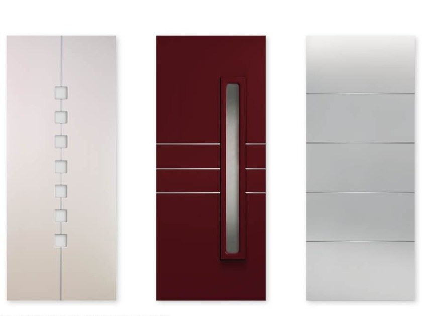 Front door panel K ENTRY - Triade