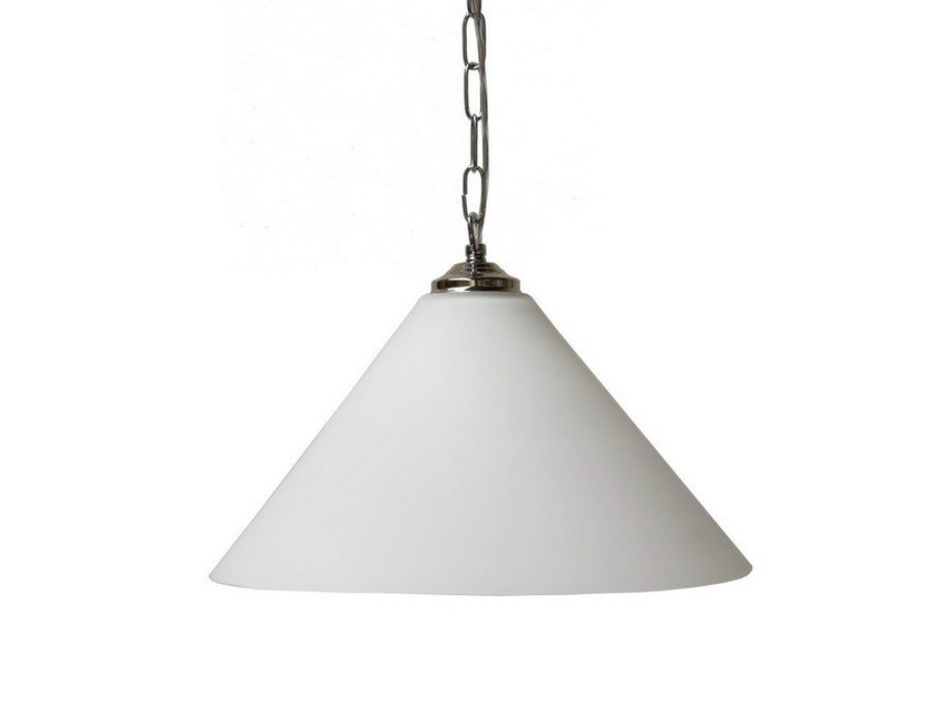 Direct light handmade pendant lamp KABUL 350MM COOLIE PENDANT LIGHT - Mullan Lighting