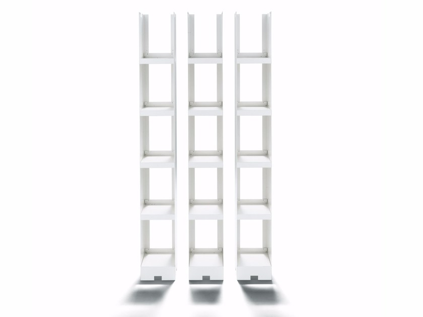 Sectional plate bookcase KANT - DE PADOVA
