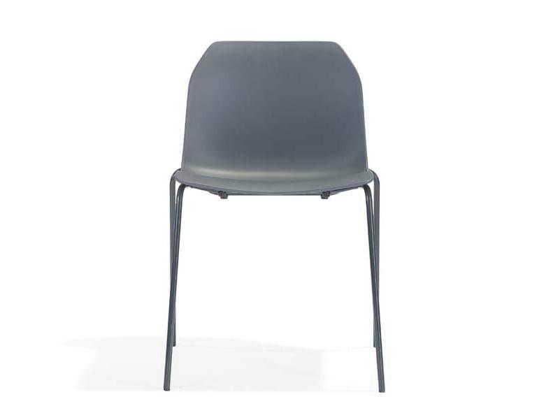Polypropylene chair KAORI | Chair - Potocco