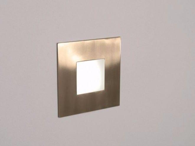 Aluminium foot- and walkover light KARA - BEL-LIGHTING