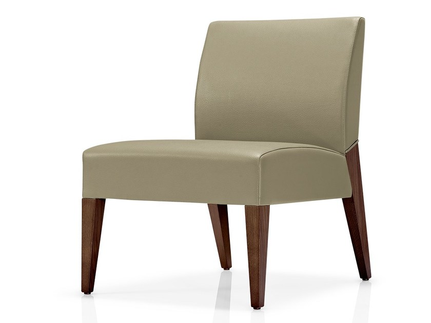 Leather easy chair KAREN | Easy chair by JMS