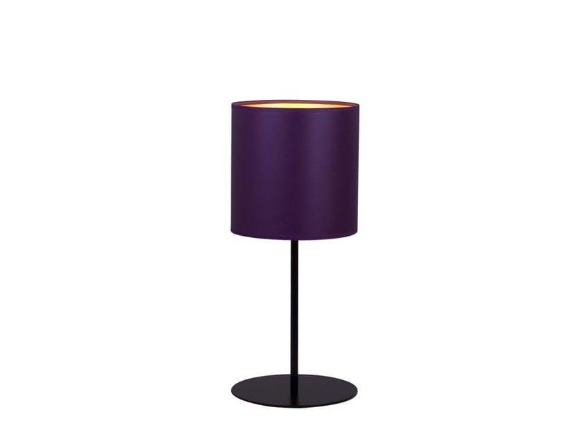 Fluorescent table lamp KARMEN by Brossier Saderne