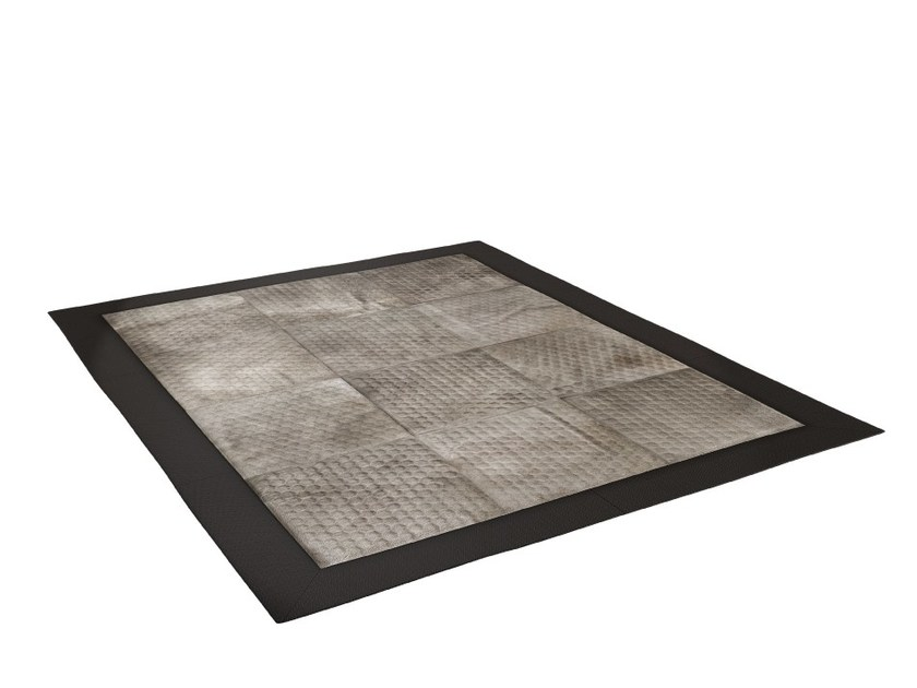 Rectangular horse hide rug KARPET 10 by Capital Collection